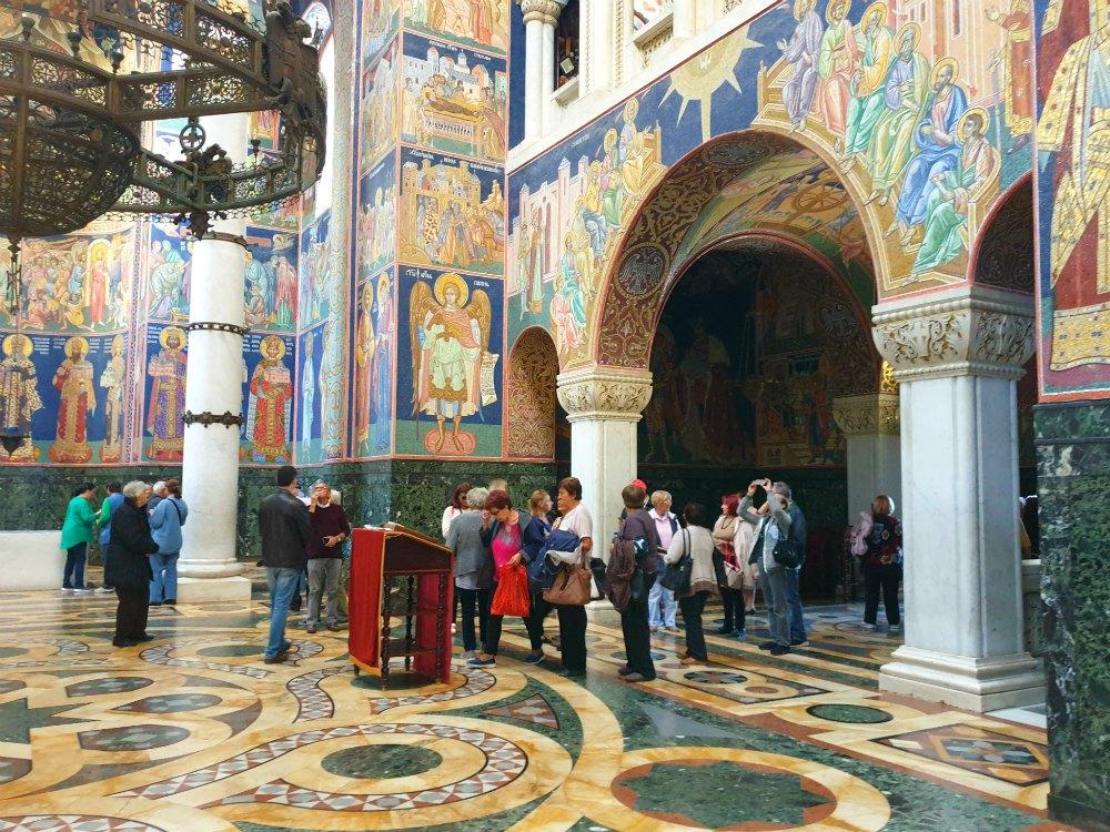 Sehenswürdigkeit Oplenac & Topola: Kirche des Heiligen Georg