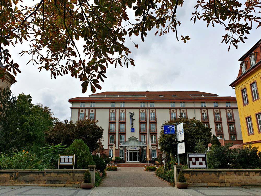 Hotel-Tipp: Radisson Blu Hotel Merseburg