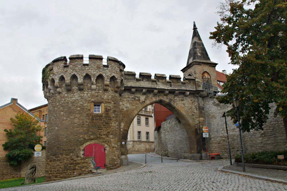Krummes Tor Merseburg