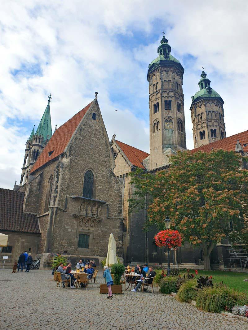 Ausflugsziel Naumburger Dom in Sachsen-Anhalt