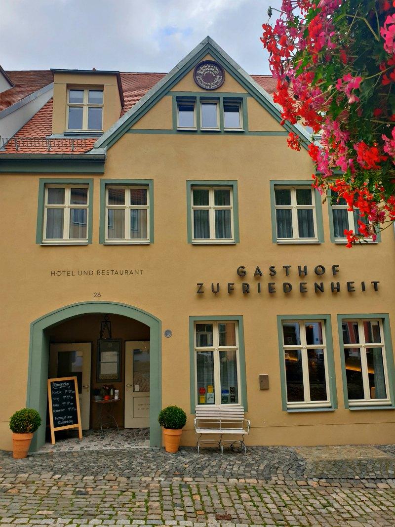 Gasthof Zufriedenheit in Naumburg