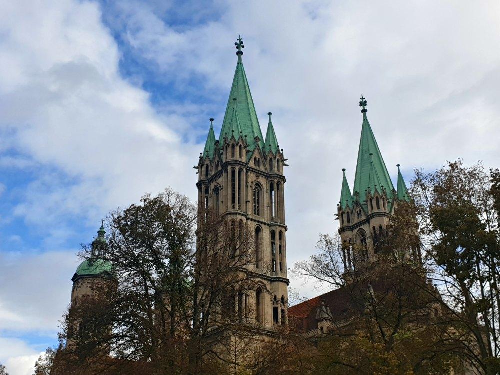 Naumburger Dom in Sachsen-Anhalt