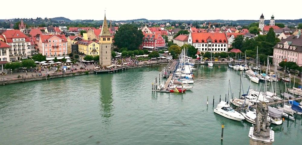 Hafen von Lindau | Bild: Steffistraumzeit