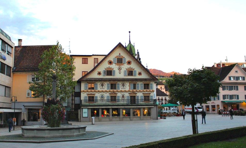 Dornbirn in Österreich | Bild: Nicolos Reiseblog