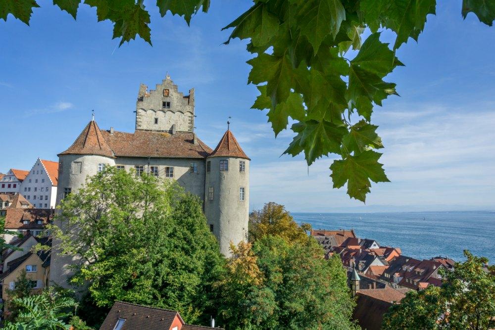 Meersburg am Bodensee | Bild: Good Morning World