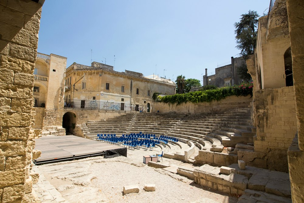 Lecce in Apulien | Bild: Reisepsycho