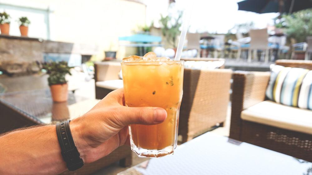 Sundowner Drink im Ko'Ono Hotel in Konstanz | Bild: Komm' wir machen das einfach