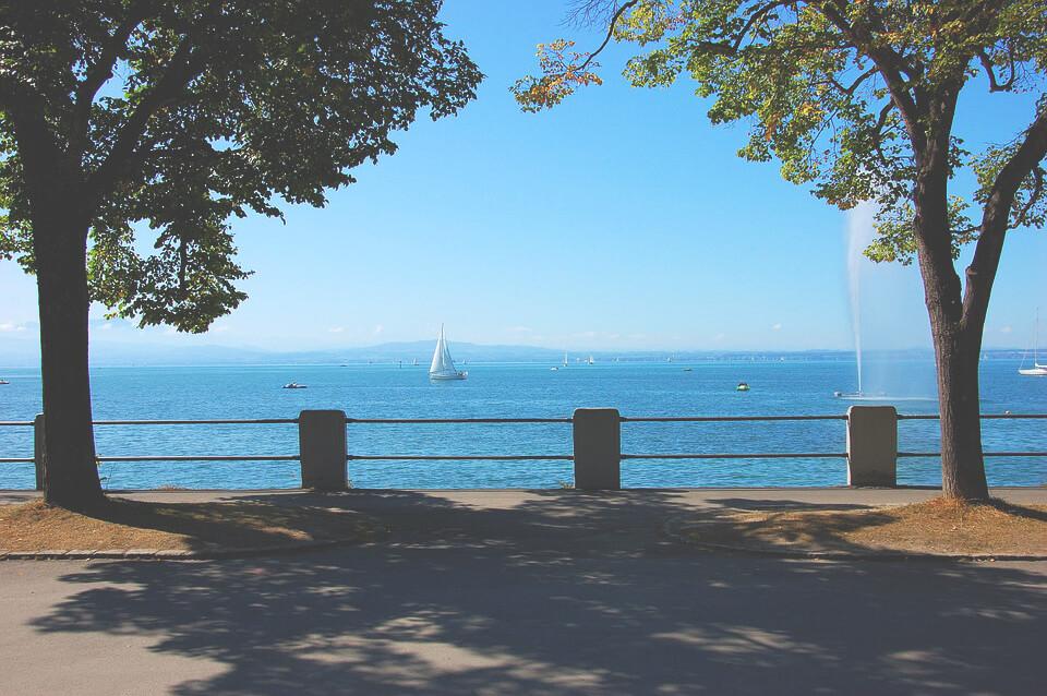 Konstanz am Bodensee | Bild: Komm' wir machen das einfach