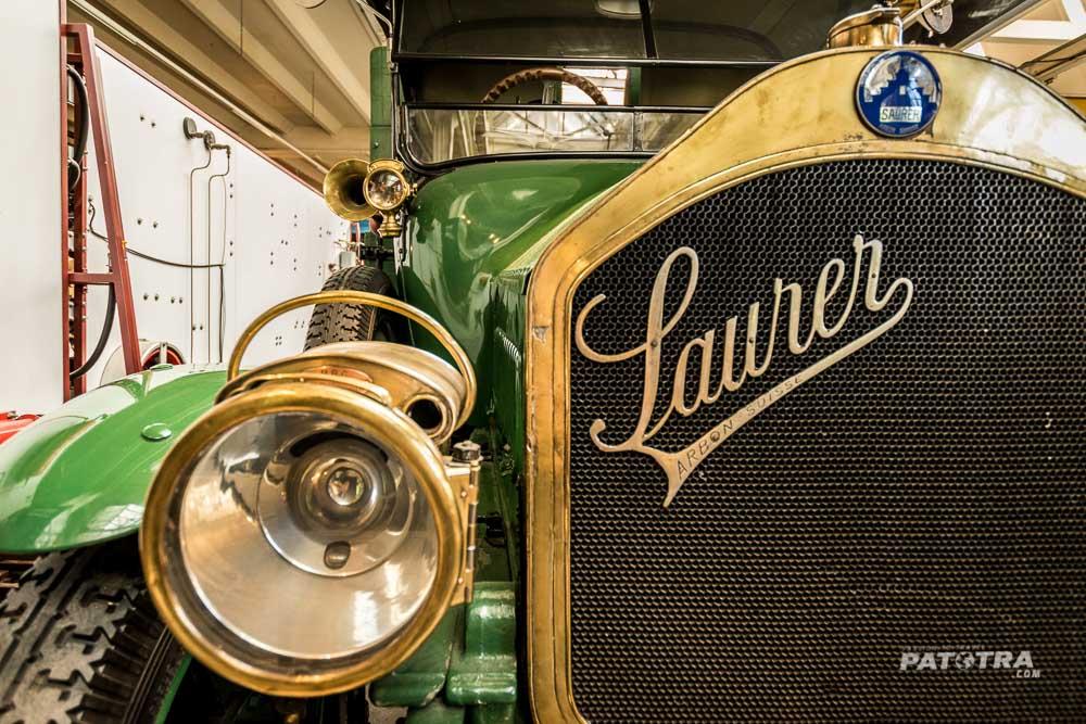 Saurer Museum im Thurgau | Bild: Patotra