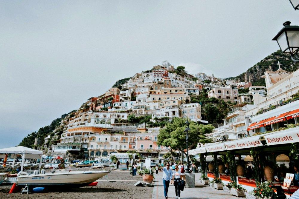 Positano | Bild: The Happy Jetlagger