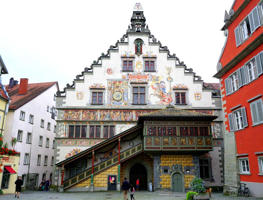 Rathaus von Lindau | Bild: Steffistraumzeit