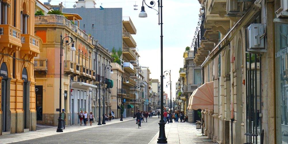 Reggio Calabria | Bild: Reiselust Mag