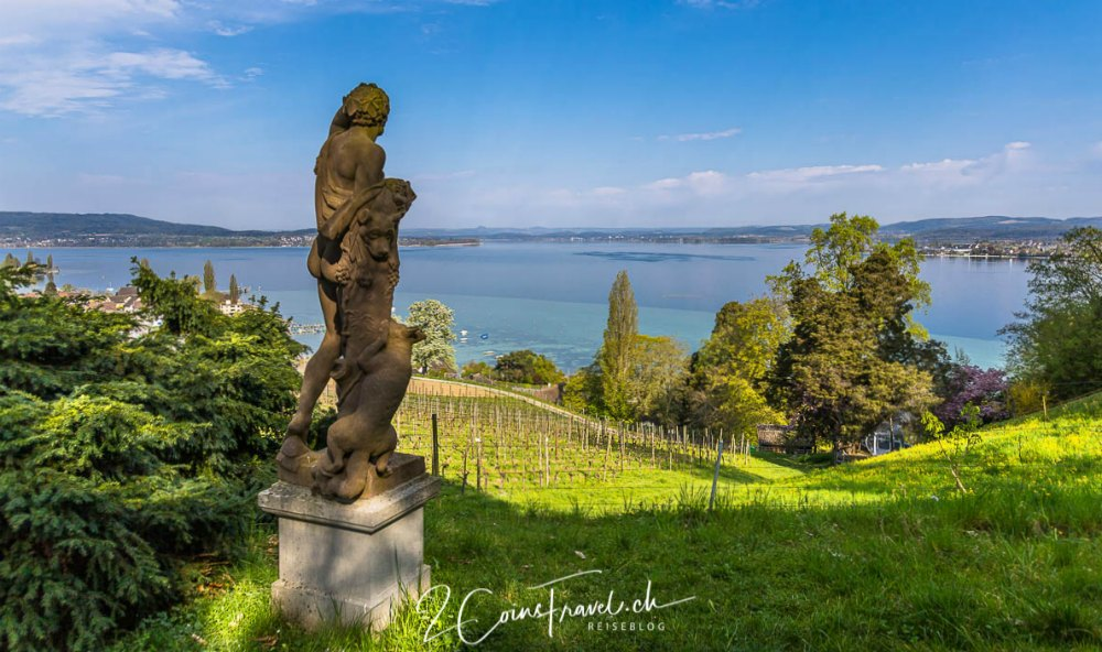 Schloss Arenenberg in Salenstein in der Schweiz | Bild: 2CoinsTravel.ch