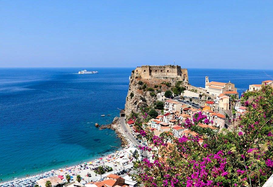 Scilla in Kalabrien | Bild: Travelsicht