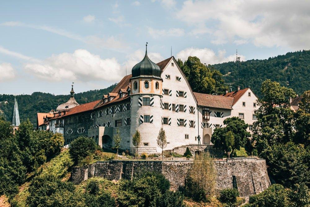 Deuringschlössle in Bregenz | Bild: Sommertage