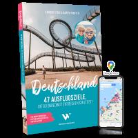 Reiseführer: 47 Ausflugsziele in Deutschland