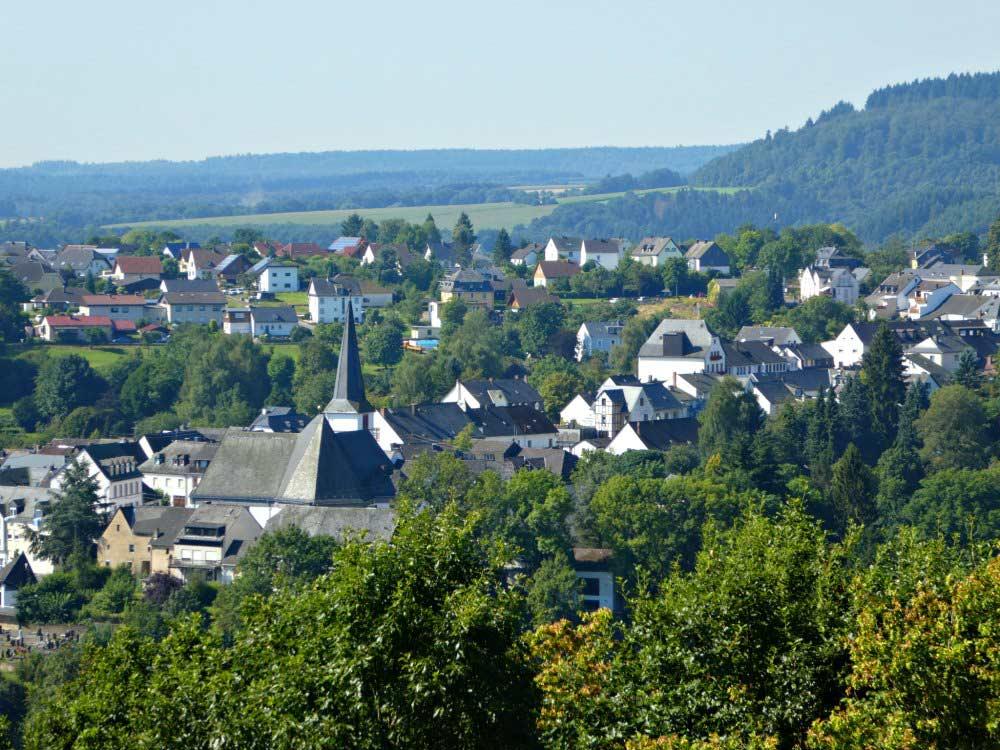 Manderscheid in der Eifel