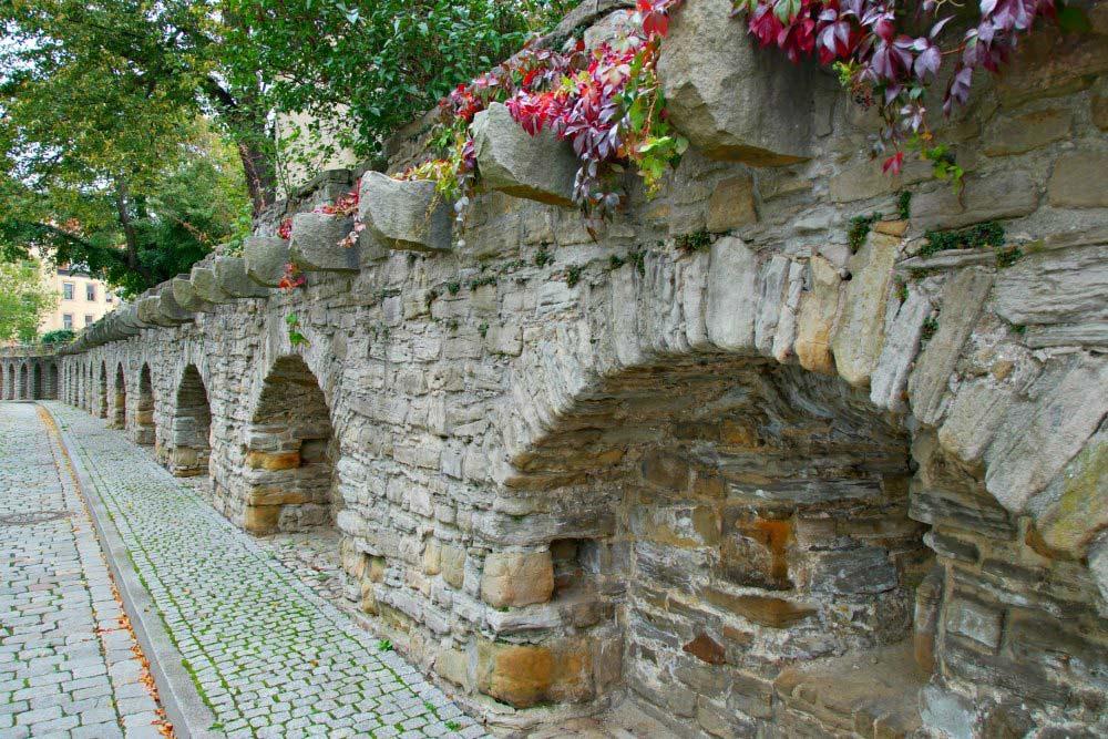 Stadtmauer von Zeitz