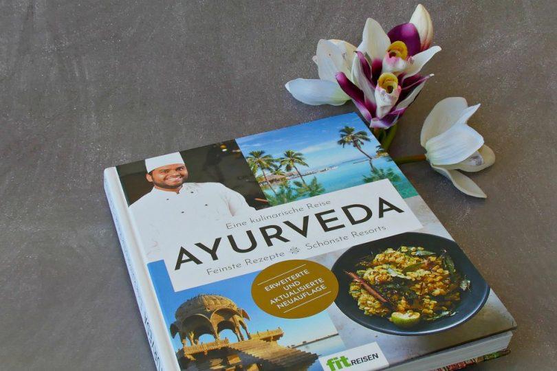 Buchtipp & Gewinnspiel: Ayurveda-Kochbuch von Fit Reisen