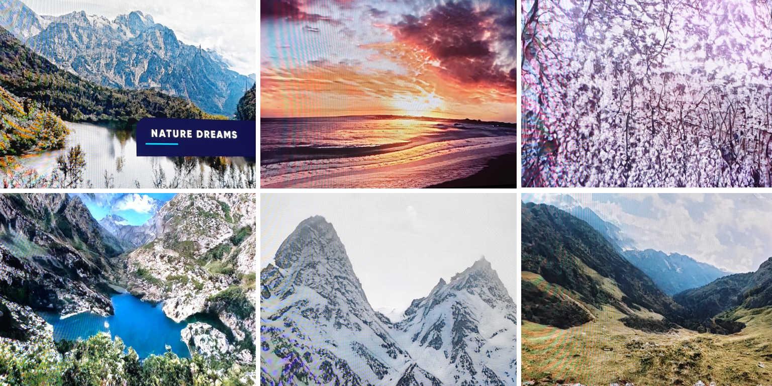 Nature Dreams: Landschaften