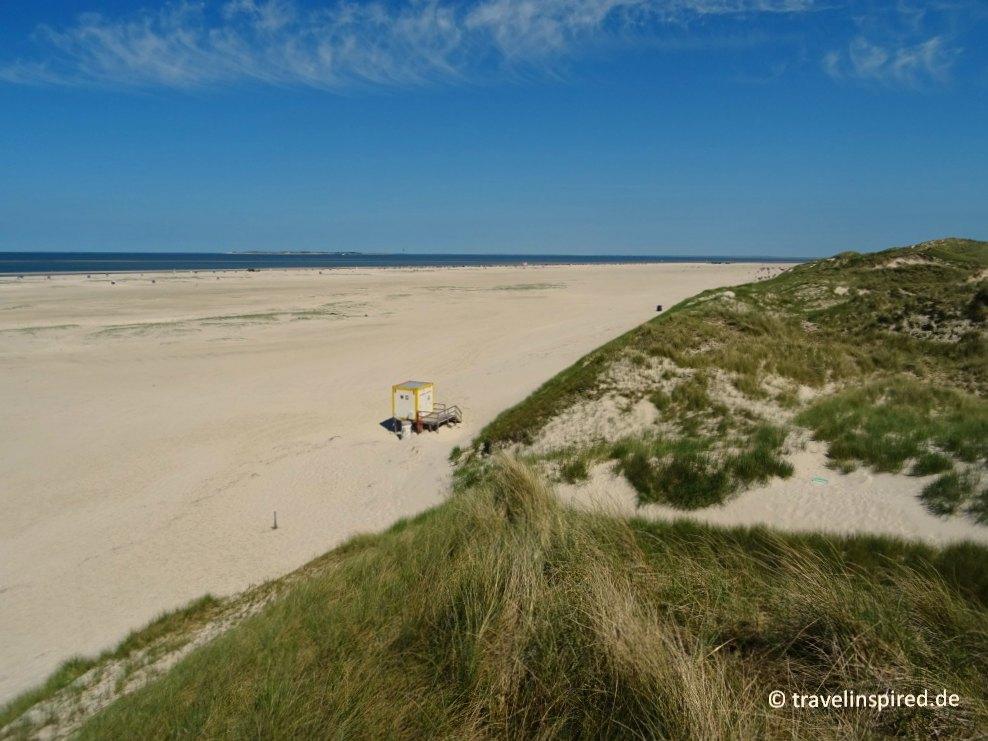 Strand auf Amrum | Bild: Travelinspired