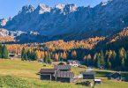 Herbst im Val die Fassa | Fotocredit: Patricia Ramirez