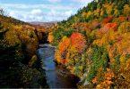 Nova Scotias farbenprächtiger Herbst am Cabot Trail | Photocredit: Tourism Nova Scotia (Photographer Wally Hayes)