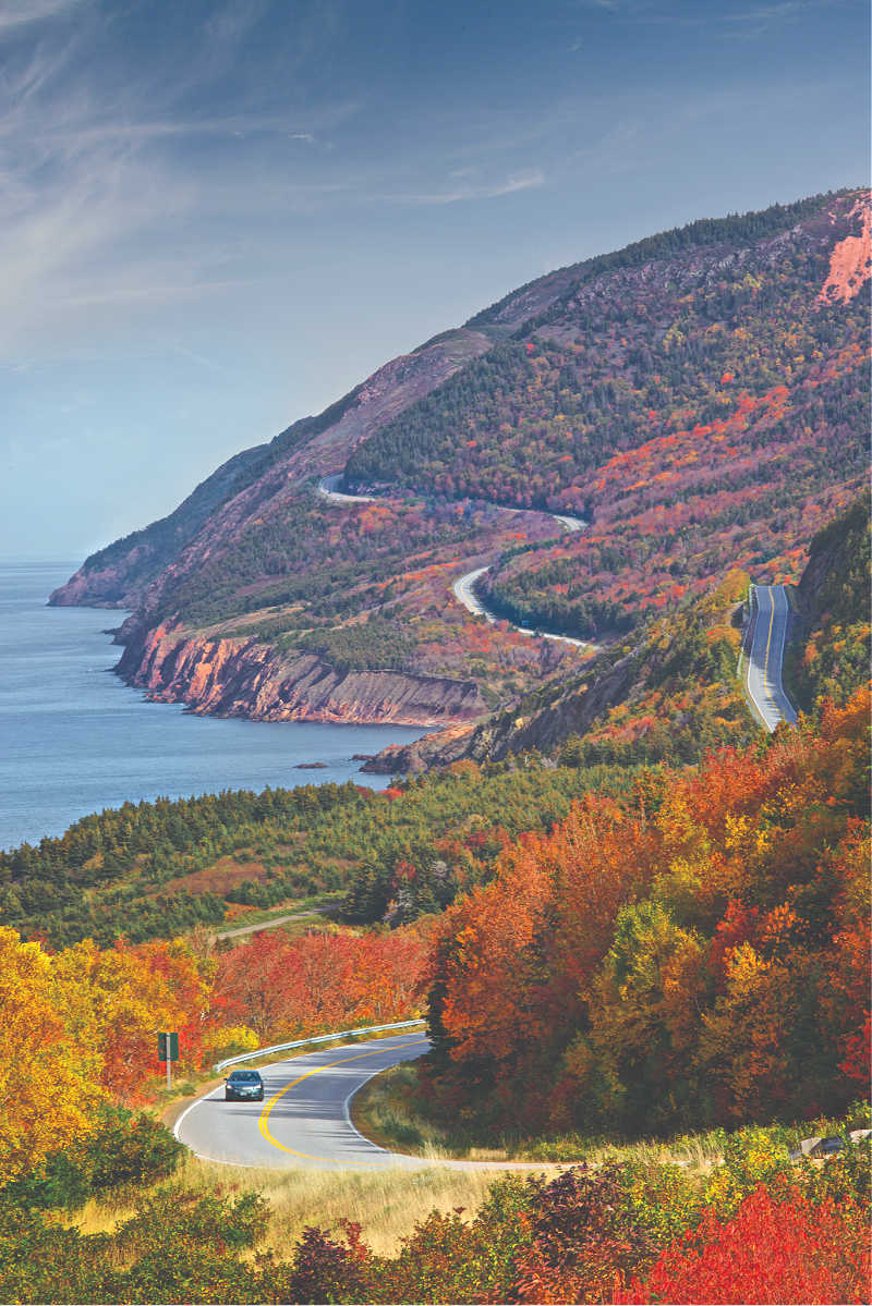 Herbst in Nova Scotia | Photocredit: Tourism Nova Scotia