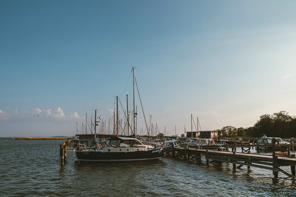 Naturhafen Krummin auf Usedom | Bild: snoopsmaus