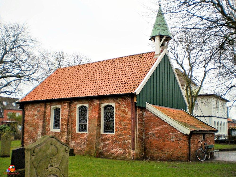 Alte Inselkirche von Spiekeroog | Bild: DieReiseEule