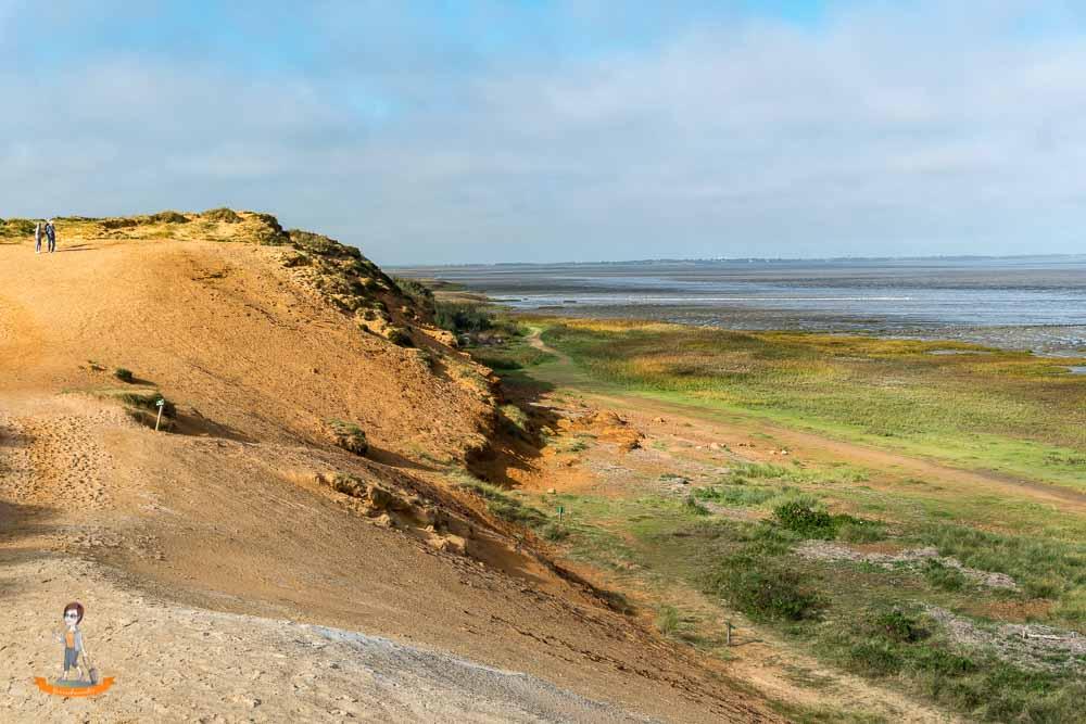 Deutschlands schönste Inseln: Morsumer Kliff auf Sylt | Bild: Genussbummler