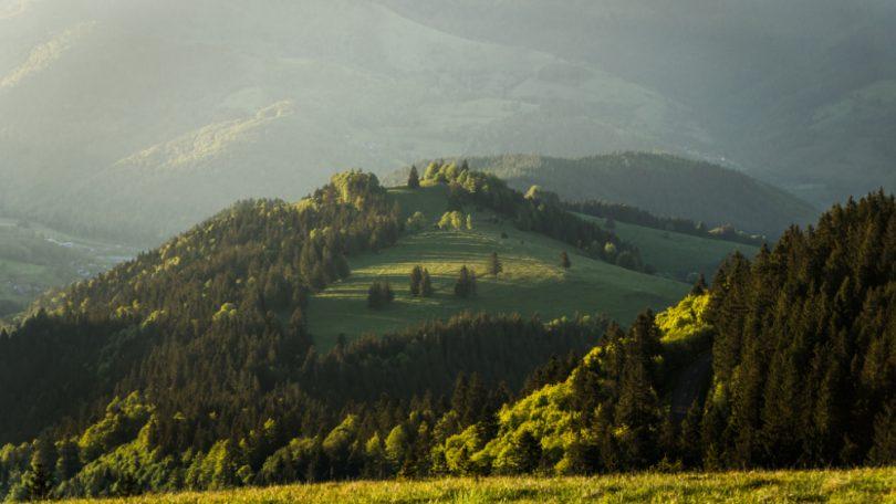 Ausblick vom Belchen |© Chris Keller / Schwarzwald Tourismus