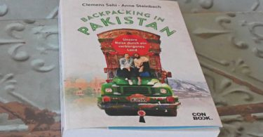 Buchtipp: Backpacking in Pakistan | Buchrezension