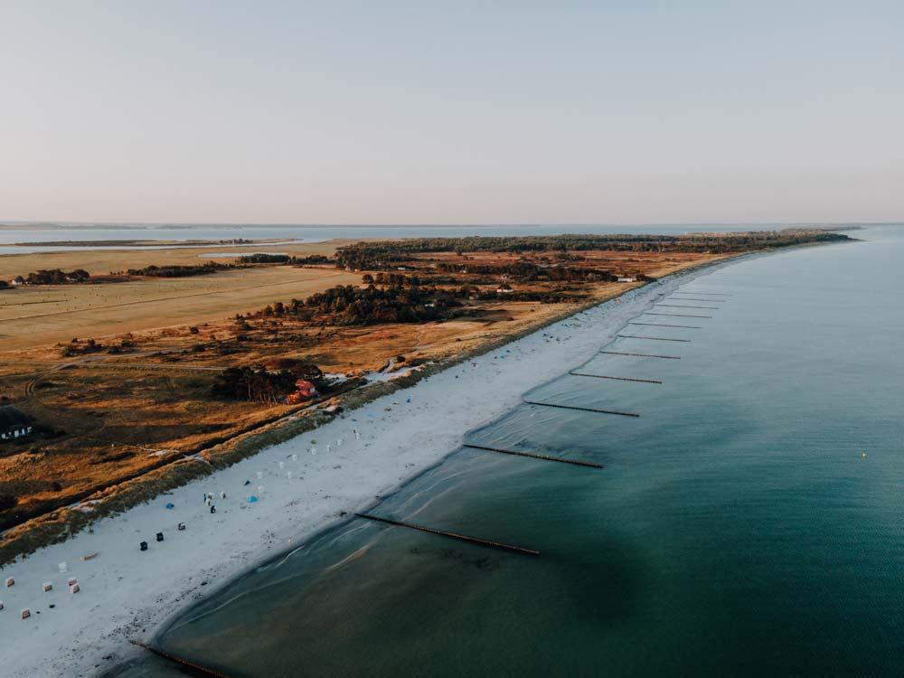 Deutschlands schönste Inseln: Ostseeinsel Hiddensee | Bild: Outdoornomaden