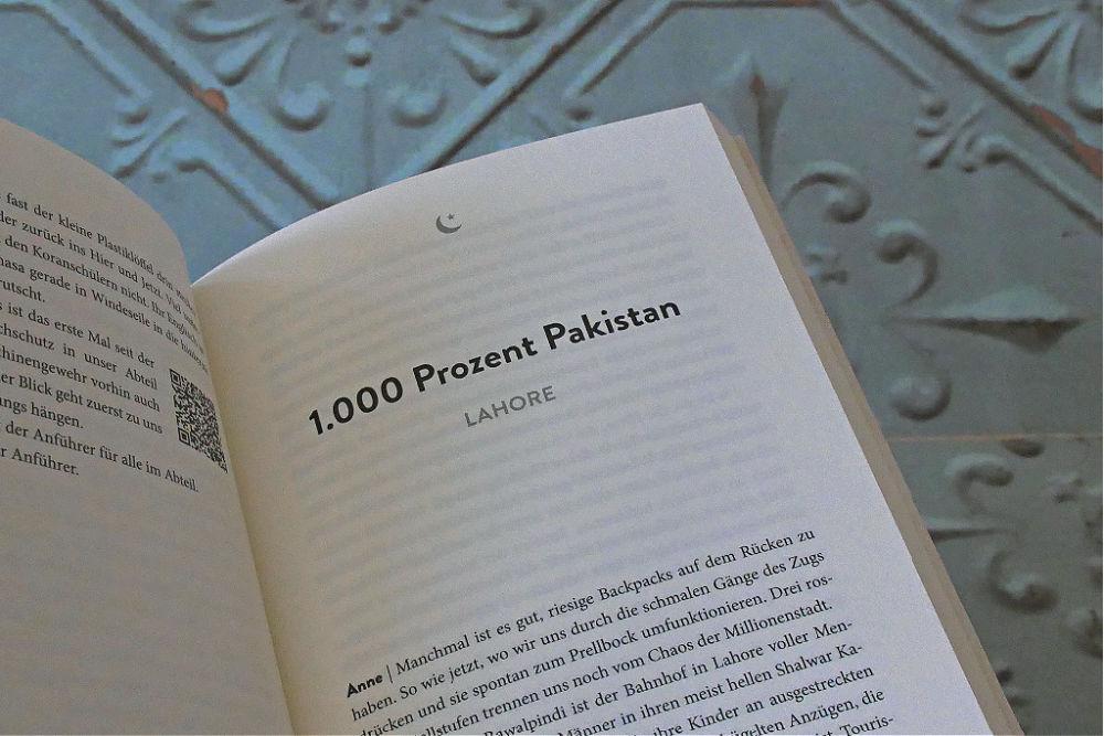 Lesetipp: Reisebuch Backpacking in Pakistan