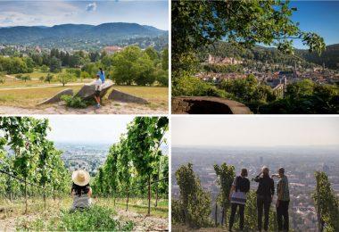 Wandern in der Stadt: Urban Hiking in Baden-Württemberg