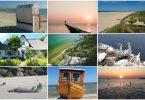 Deutschlands schönste Inseln in Nord- und Ostsee
