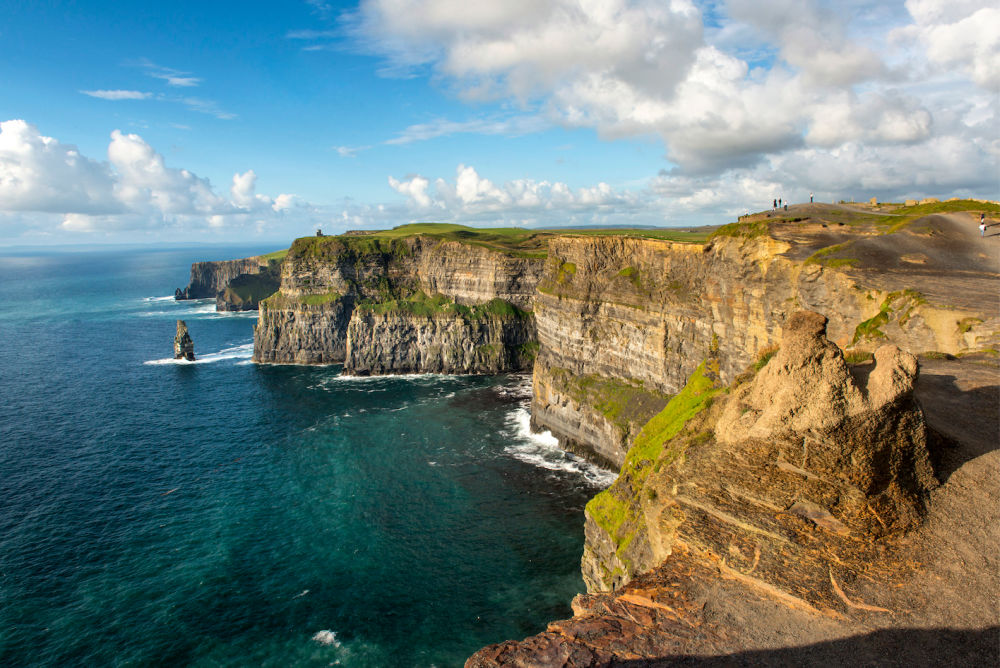 Cliffs of Moher, County Clare, Irland | Bild: Tourism Ireland