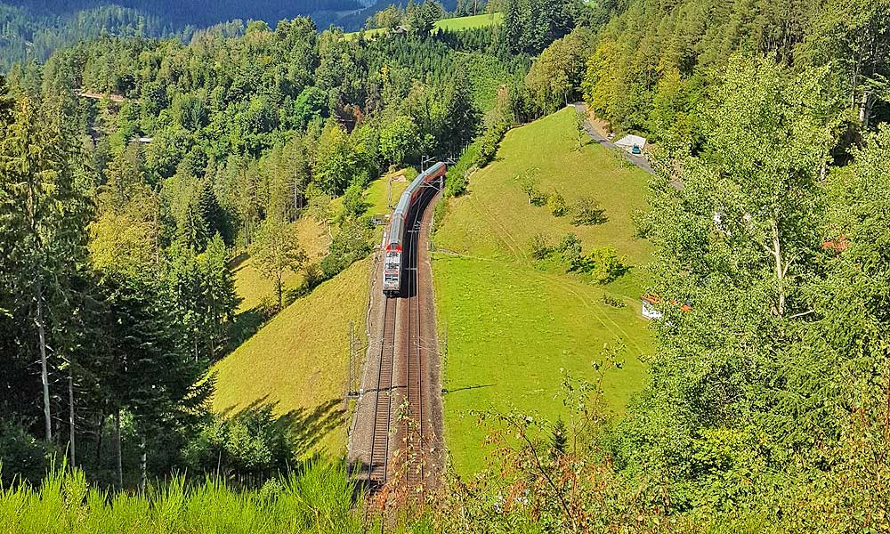 Schwarzwaldbahn-Erlebnispfad Triberg | Bild: Deutschlandjäger