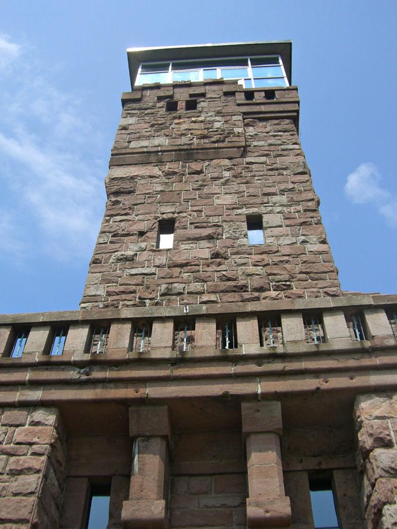 Aussichtspunkt Hornisgrinde-Turm