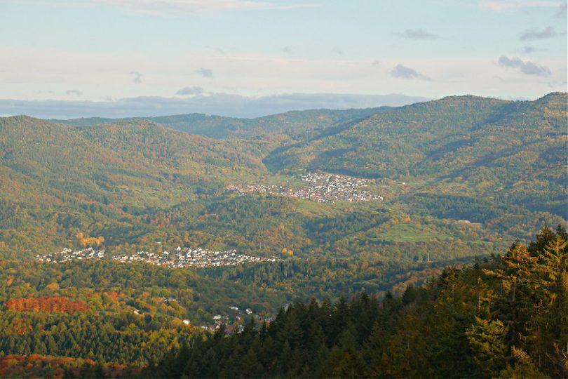 Goldener Herbst: Wunderschöne Herbst-Wanderungen im Schwarzwald