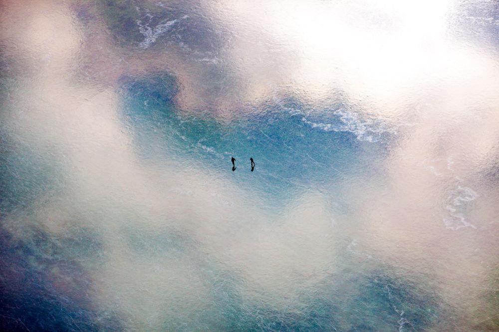 Eislaufen auf dem Gnadensee   Bildnachweis: TMBW / Achim Mende