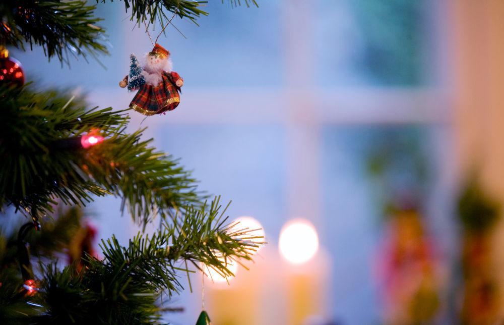 Weihnachtsschmuck in der Adventszeit | Bild: Tourism Ireland