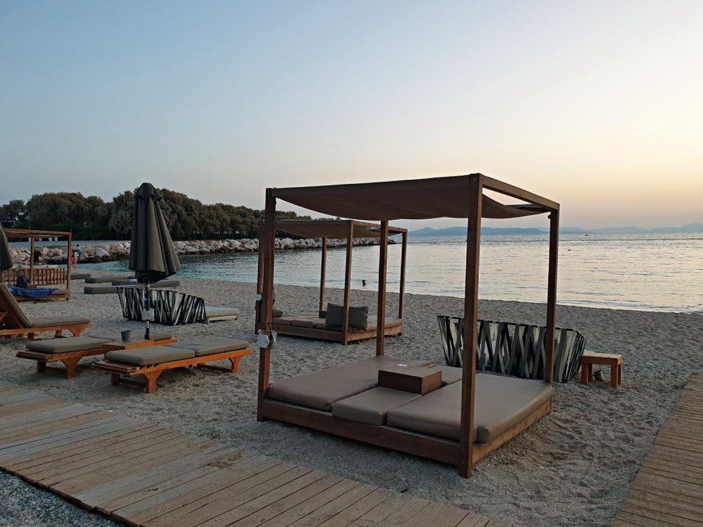 Beach Club in Athen