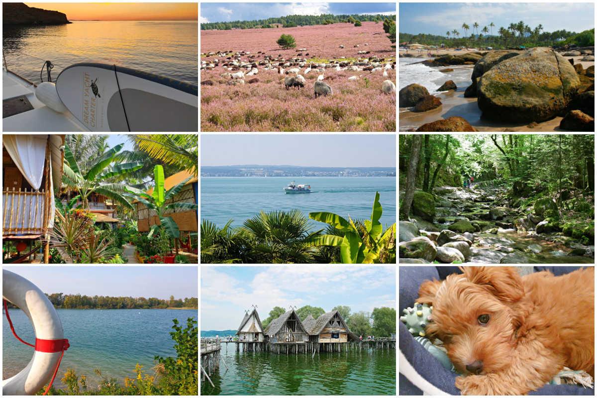 Mein Reisejahr 2020: Was vom Reisen übrig blieb…