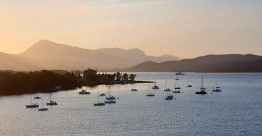 Fernweh-Foto: Insel Poros im Saronischen Golf