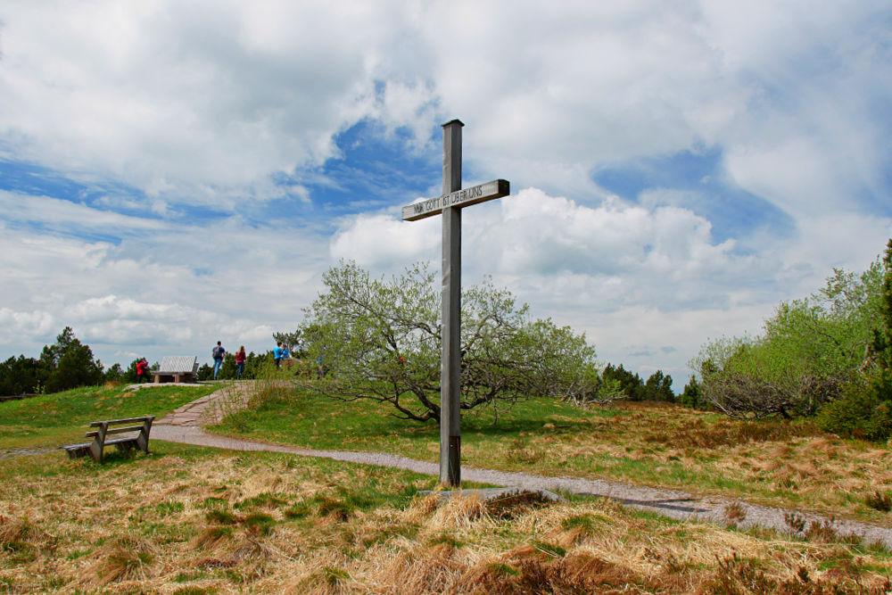 Gipfelkreuz Schliffkopf
