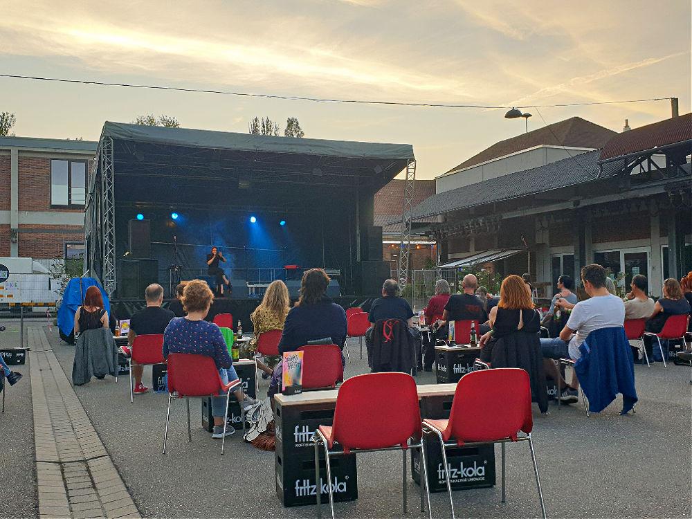 Toujours Kultur! Festival in Karlsruhe
