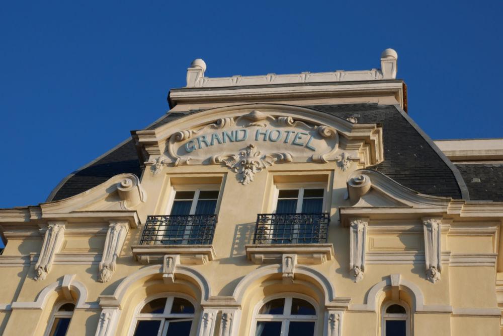 Grand Hotel von Cabourg
