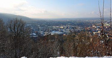 Kleine Wanderung Panoramaweg Ettlingen